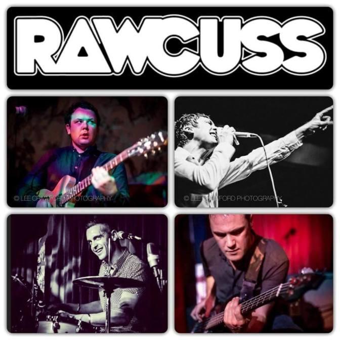 RELEASE: Rawcuss Album – OUT TOMORROW…
