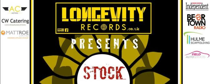 EVENT: Longevity Records presents STOCK@ThePavillion, Congleton Park, Congleton, Cheshire – A Charity gig in aid of East Cheshire Hospice – SATURDAY, JULY 12th…