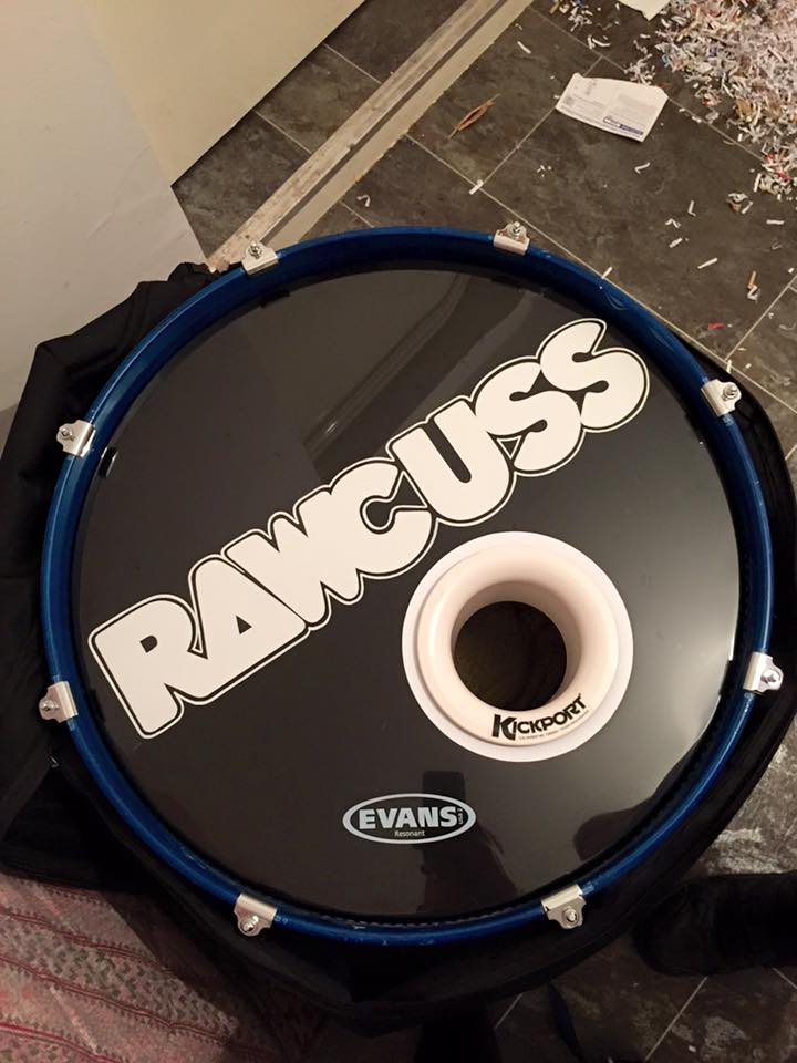 PREVIEW - Rawcuss - Debut album nearly finished...